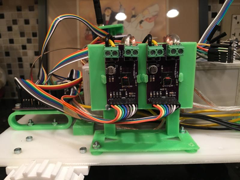 H-bridge Motor Controllers