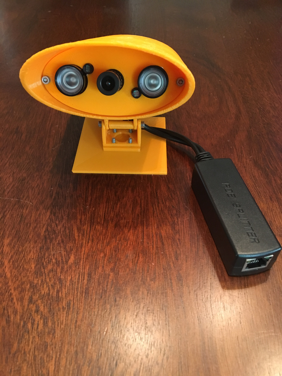 Pi Security Camera v2 - Front